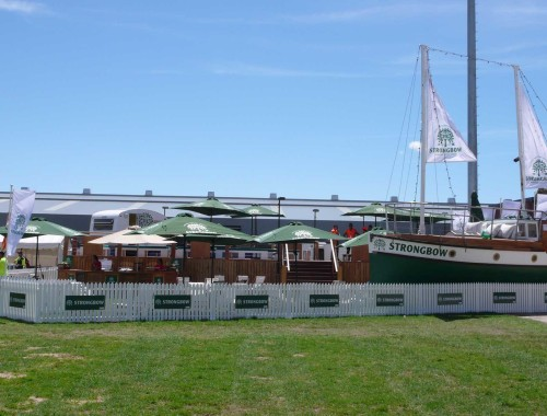 Strongbow_Summer_Boat_Fence_2